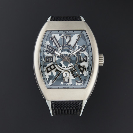 Franck Muller Vanguard Automatic // V 45 SC DT // Pre-Owned