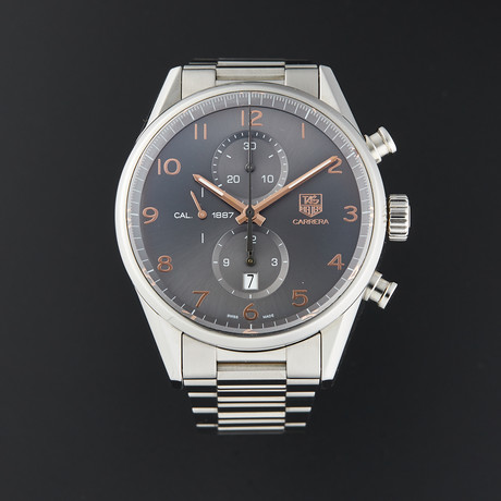 Tag Heuer Carrera Chronograph Automatic // CAR2013.BA0799 // Pre-Owned