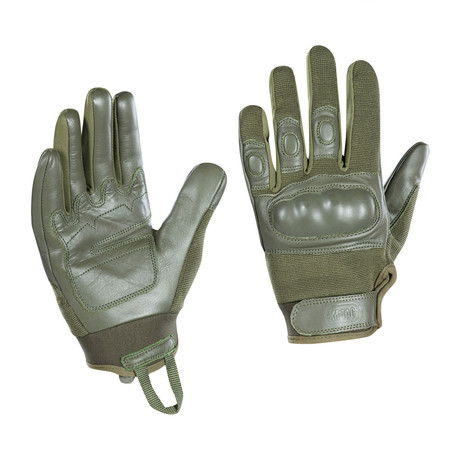 Christian Gloves // Olive (S)