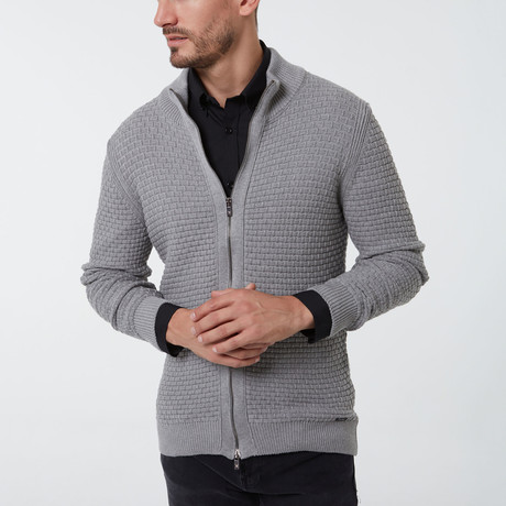 Lucca Sweater // Gray (S)