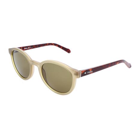 Men's Bradlee Sunglasses // Beige