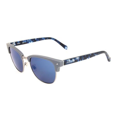Men's Ahearn Sunglasses // Matte Gray