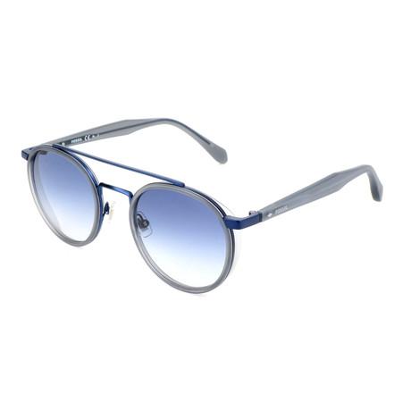 Unisex Deavon Sunglasses // Matte Gray