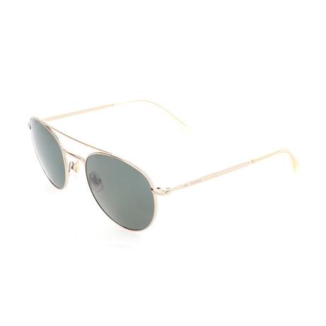 Men's Sherwin Sunglasses // Light Gold