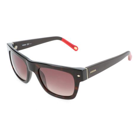 Men's Bearnard Sunglasses // Havana Brown