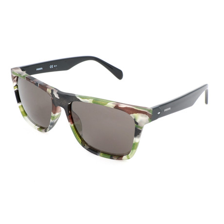 Men's Jacobs Sunglasses // Matte Dark Olive