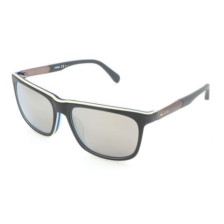 Men's Carrick Sunglasses // Matte Gray