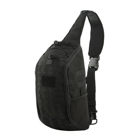Prague Backpack // Black