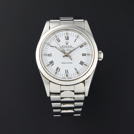 Rolex Airking Automatic // 14000 // P Serial // Pre-Owned