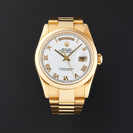 Rolex Day-Date Automatic // 118238 // P Serial // Pre-Owned