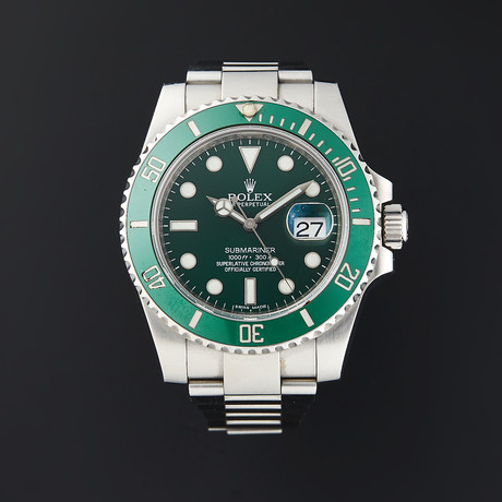 Rolex Submariner Automatic // 116610LV // G Serial // Pre-Owned