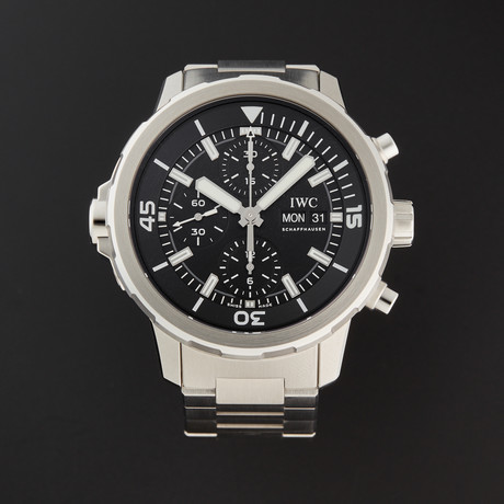 IWC Aquatimer Chronograph Automatic // IW3768-04 // Pre-Owned