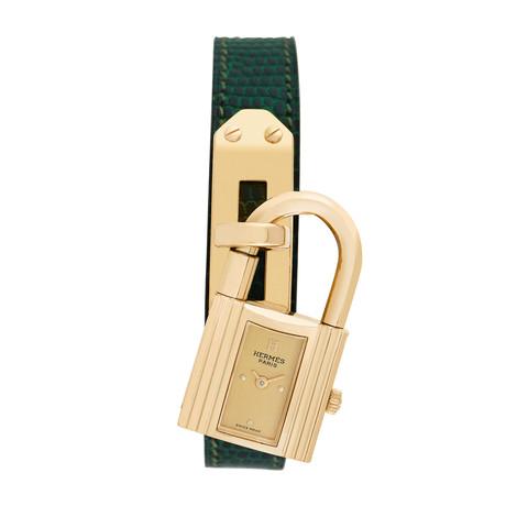 Hermès Ladies Kelly Lock Quartz // Pre-Owned