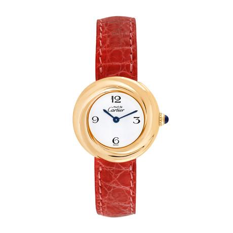 Must de Cartier Ladies Quartz // 2735 // Pre-Owned