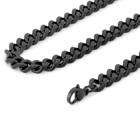 "Fibra Chain // Matte Black // 9mm (15.75"")"