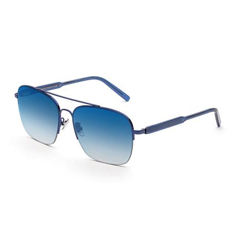Men's Adamo Sunglasses // Blue