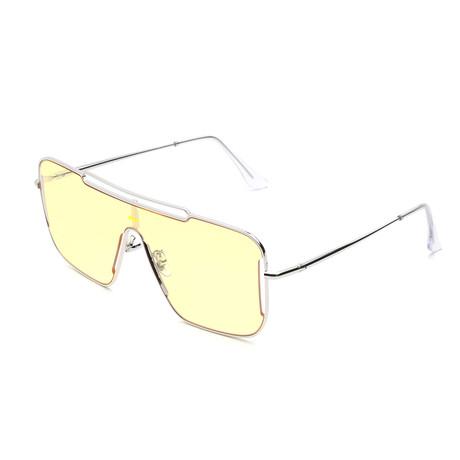 Ottanta Sunglasses // Yellow