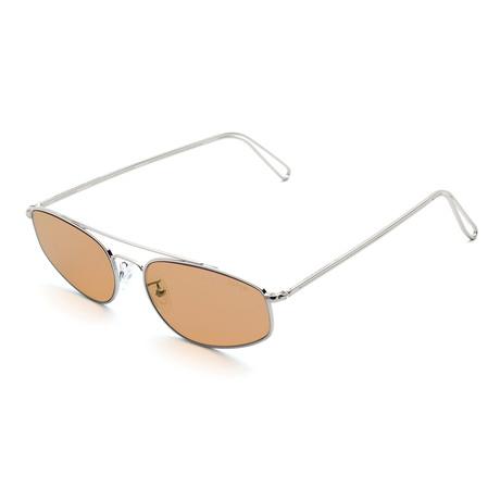 Unisex Tema Sunglasses // Smokey Brown