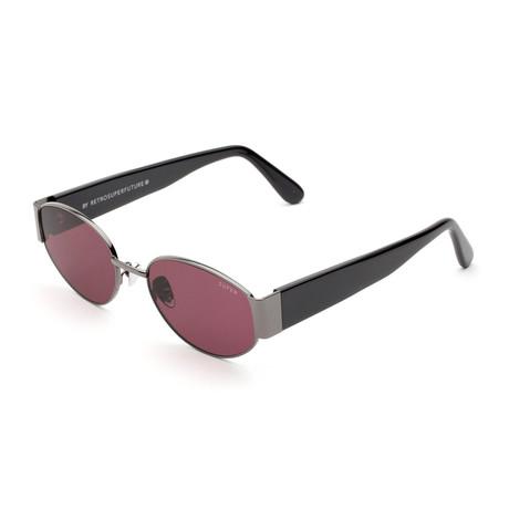 Unisex The X Sunglasses // Bordeaux
