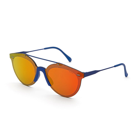 Tuttolente Giaguaro Sunglasses // Red