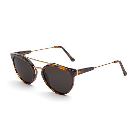 Unisex Giaguaro Sunglasses // Classic Havana