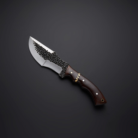 Forged Tracker Knife // 02