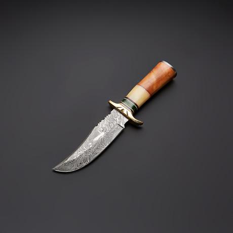 Koja Hunting Knife // 17
