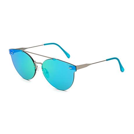 Unisex Tuttolente Giaguaro Sunglasses // Azure