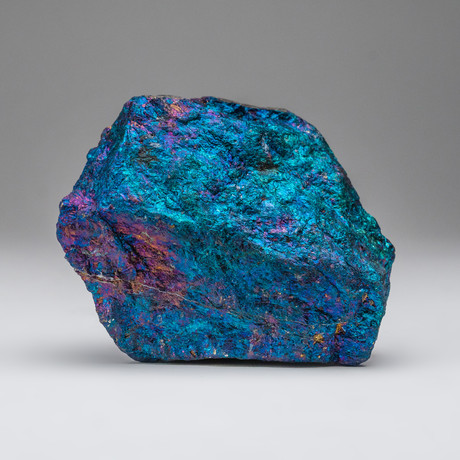 Natural Chalcopyrite Gemstone Peacock Ore v.1
