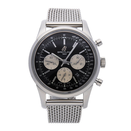 Breitling Transocean Chronograph Automatic // AB015112/BA59-154A // Store Display
