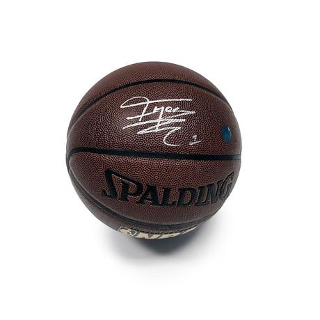 Tracy McGrady // Toronto Raptors // Autographed Basketball