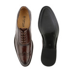 Dinkum Wingtip Oxford // Brown (US: 7)