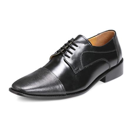 Alfie Dress Shoes // Black (US: 6.5)