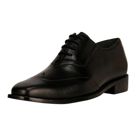 Leonard Dress Shoes // Black (US: 6.5)