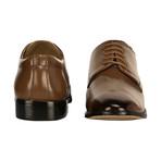 Boseman Plain-Toe Dress Shoes // Tan (US: 6.5)