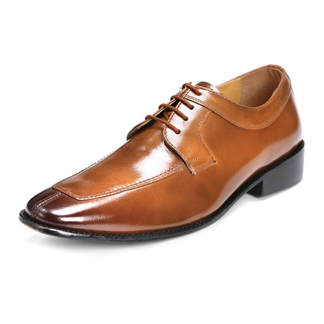 Alban Dress Shoes // Brown (US: 6.5)