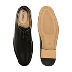 Boseman Plain-Toe Dress Shoes // Black (US: 8)
