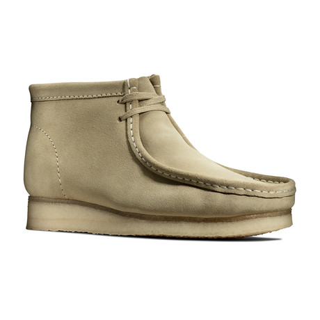 Wallabee Boot // Mapale Suede (US: 7)