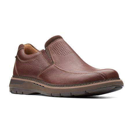 Un Ramble Step // Mahogany Leather (US: 7)