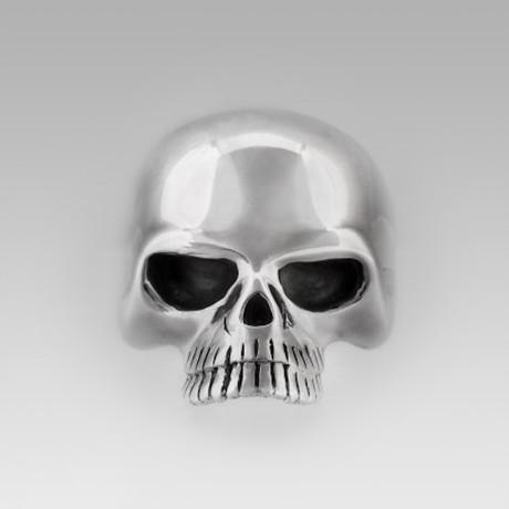 Skull // Sterling Silver (Size 8)