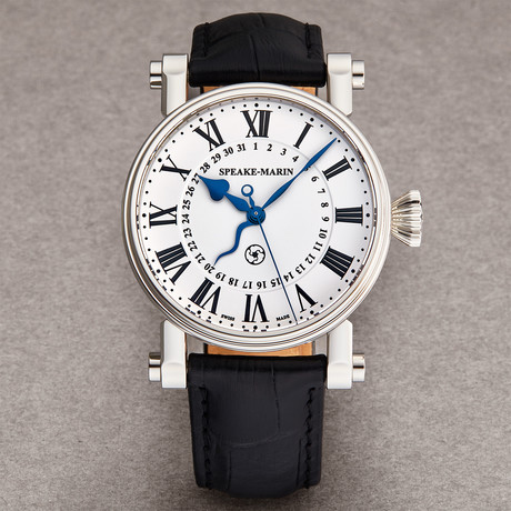 Speake-Marin Serpent Calendar Automatic // 10001-01TT // Store Display