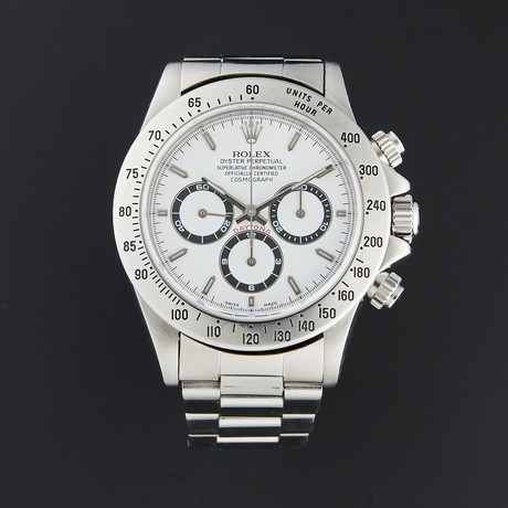 Rolex Zenith Daytona Cosmograph Automatic // 16520 // T Serial // Pre-Owned