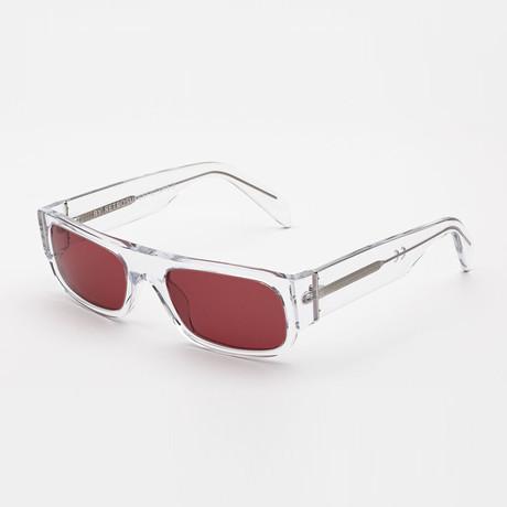 Unisex Smile Sunglasses // Melanzana