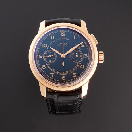 Vulcain 50s Presidents Heritage Chronograph Automatic // 570557.315L