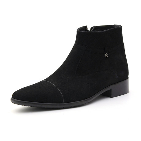 Lucas Dress Boot // Black (Euro: 39)