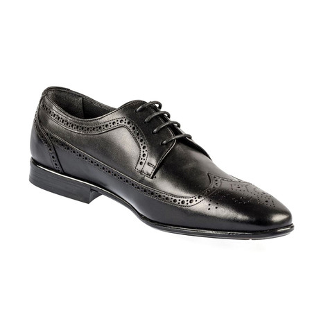 Christopher Classic Shoe // Black (Euro: 38)