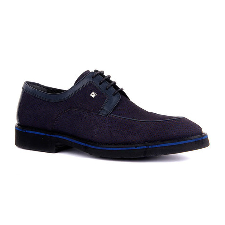 Michael Classic Shoe // Navy Blue (Euro: 37)