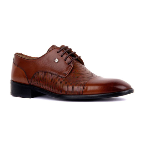 Preston Classic Shoe // Tobacco (Euro: 37)