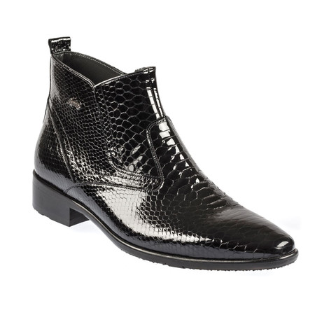 James Classic Boot // Black (Euro: 37)