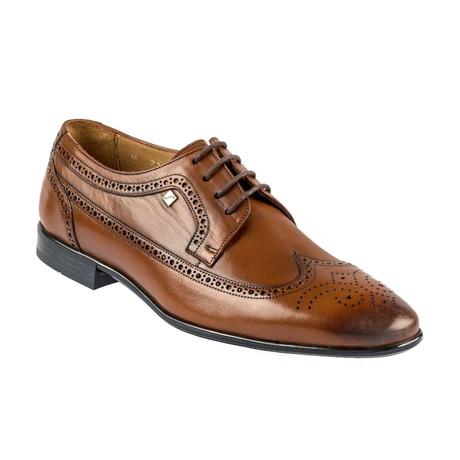 Eric Classic Shoe // Tobacco (Euro: 39)